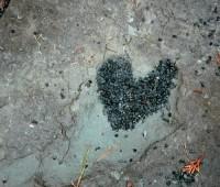 gravel-heart