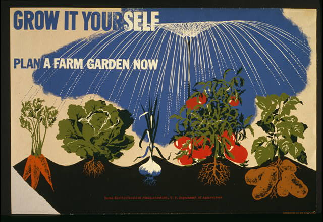 grow it yourself poster