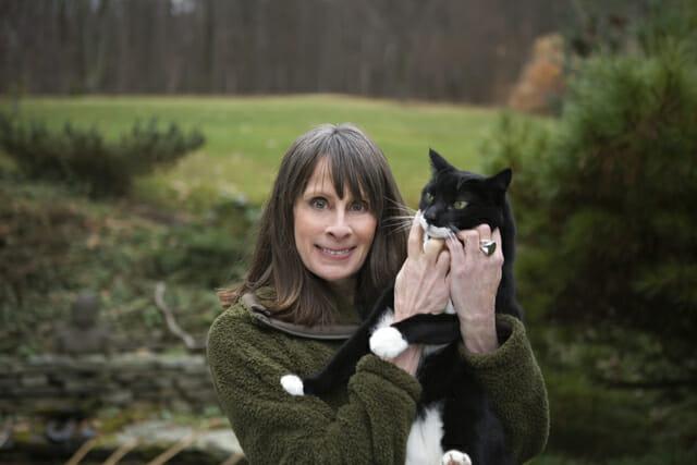 Author Margaret Roach