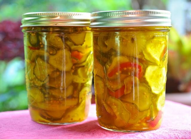 viola whitacre's bread and butter pickles, c. 1952 - A Way ...