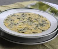 comfort food: farinata, a polenta delight