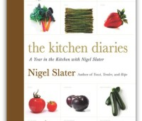 giveaway: nigel slater's 'the kitchen diaries' (and his recipe for dal and pumpkin soup)