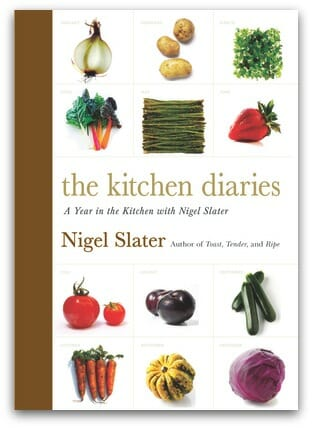 the kitchen diaries cover
