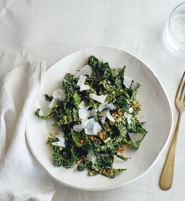 Kale Salad from True Food cookbook
