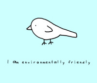 doodle by andre: gardener's best friend