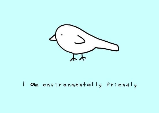garden cartoon on bird gardening