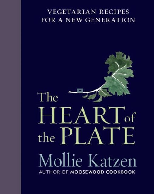 """The Heart of the Plate"" cookbooks, by Mollie Katzen"