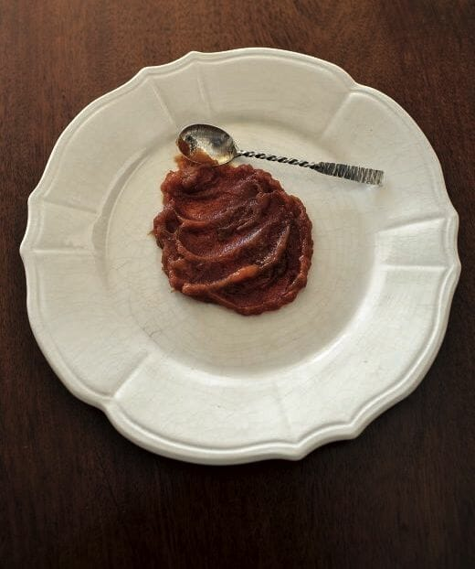 "Kevin West's apple butter, from ""Saving the Season"""