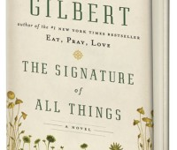 """The Signature of All Thing,"" by Liz Gilbert"