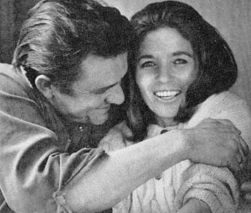 Johnny and June Carter Cash from Wikipedia