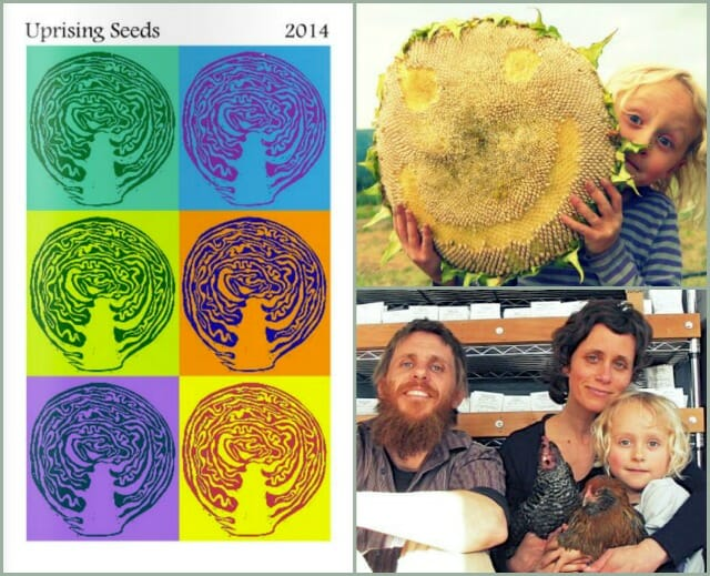 Uprising Seeds' family