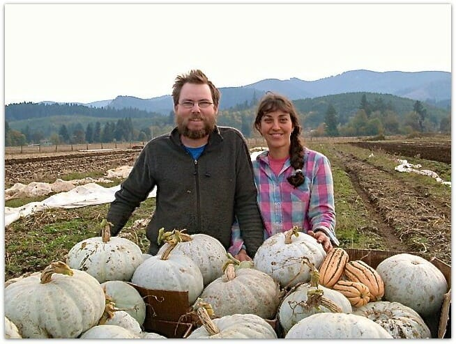 ndrew Still and Sarah Kleeger of Adaptive Seeds