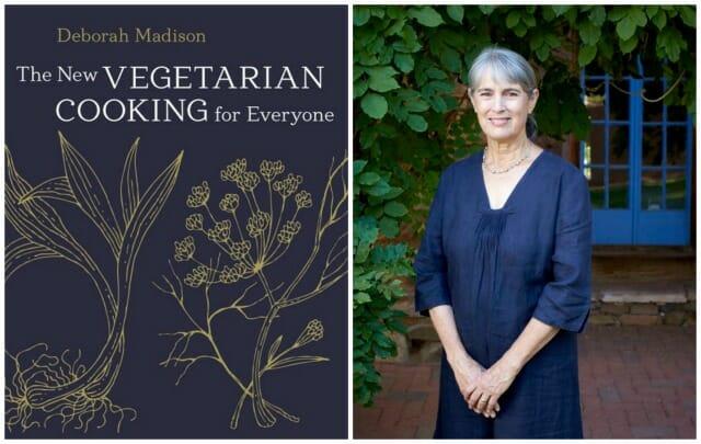 Deborah Madison New Vegetarian Cooking