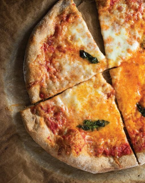 BREV Sprouted Wheat Pizza Dough image p 76