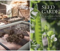 giveaway: learning to save seed, with seed savers exchange's tim johnson