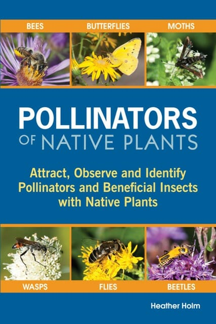 CoverPollinatorsOfNativePlants