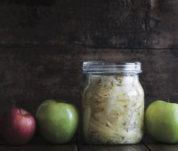lacto-fermentation and making sauerkraut, with erica strauss