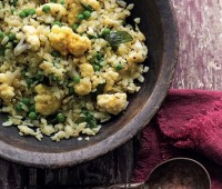 giveaway and recipe: madhur jaffrey's 'vegetarian india'