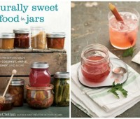 naturally sweet canning and preserving, with marisa mcclellan