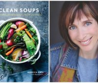 'clean soups,' with rebecca katz