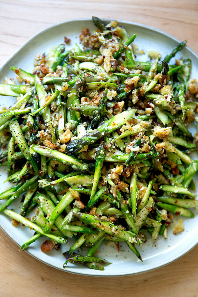 favorite asparagus recipes, with alexandra stafford (plus how to grow it)